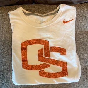 Oregon state Nike short sleeved tee